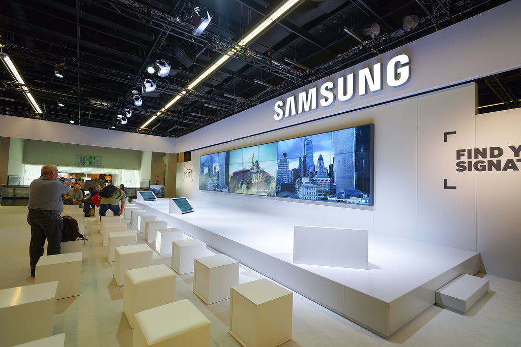 Samsung's The Wall Is Changing Internal LED Displays For TVs