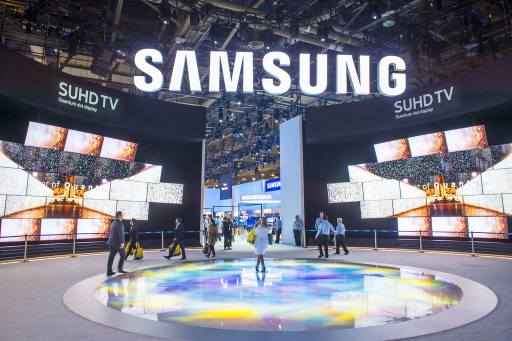 Samsung Unveils Largest Smart LED Screen in South America