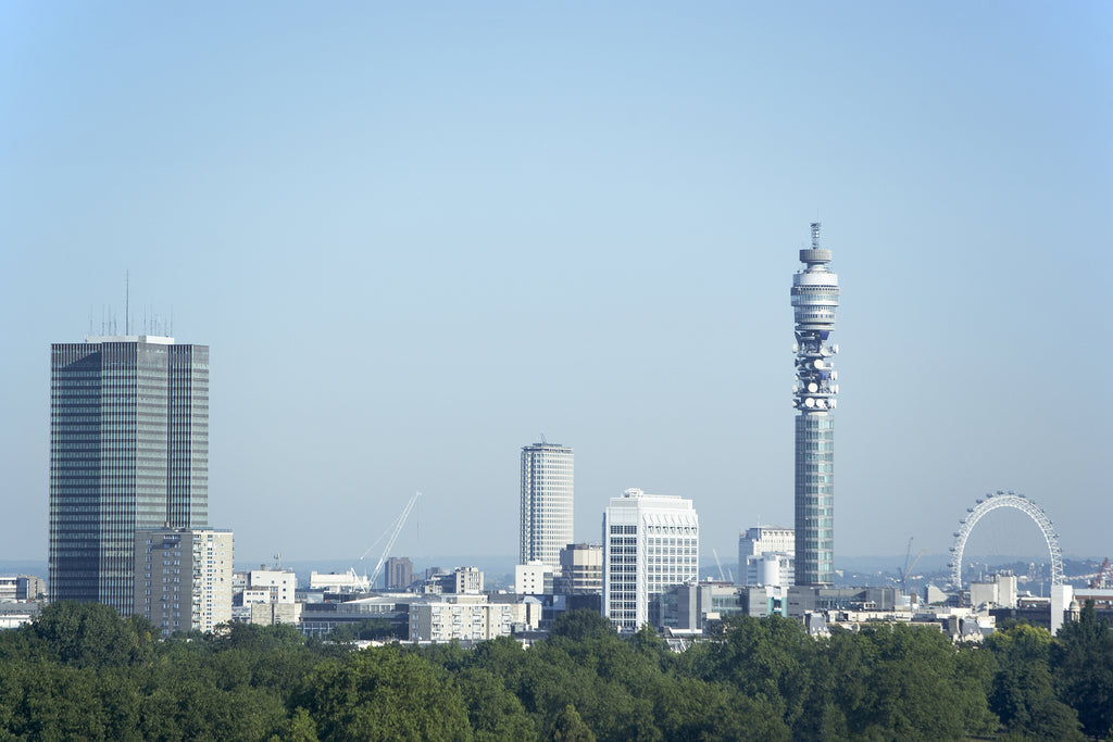 New LED Screens For London's BT Tower