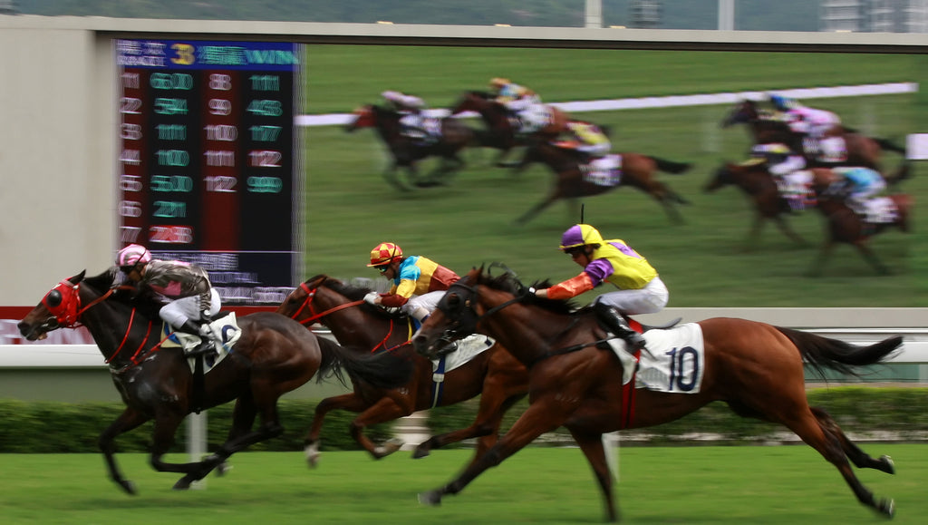 British Horseracing Authority Approves External LED Advertising Displays