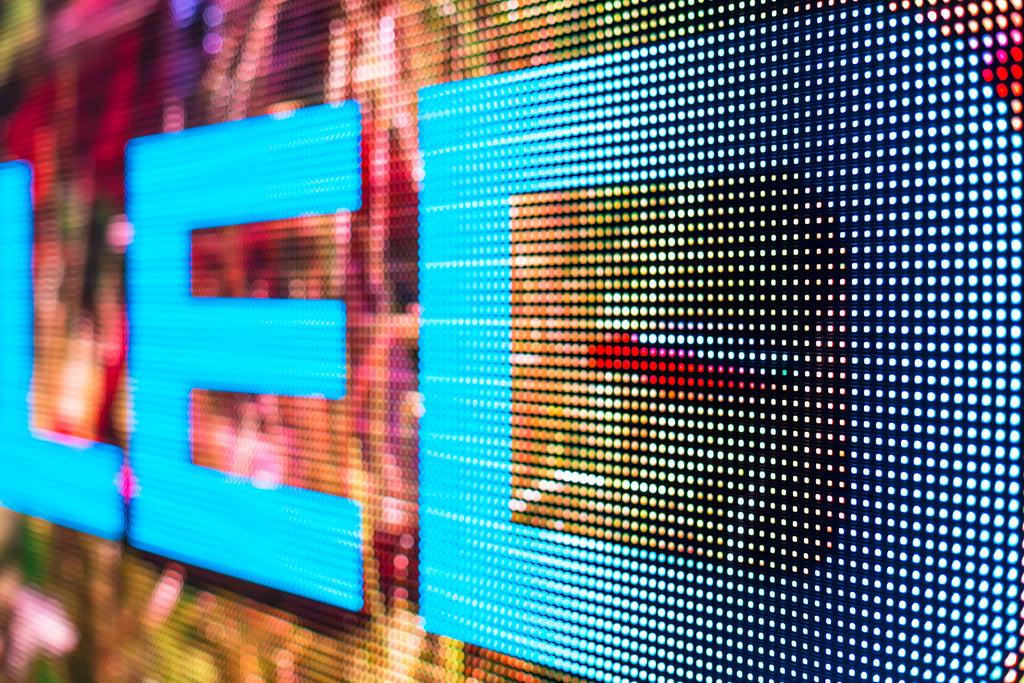 Full-Colour LED Displays Most Popular