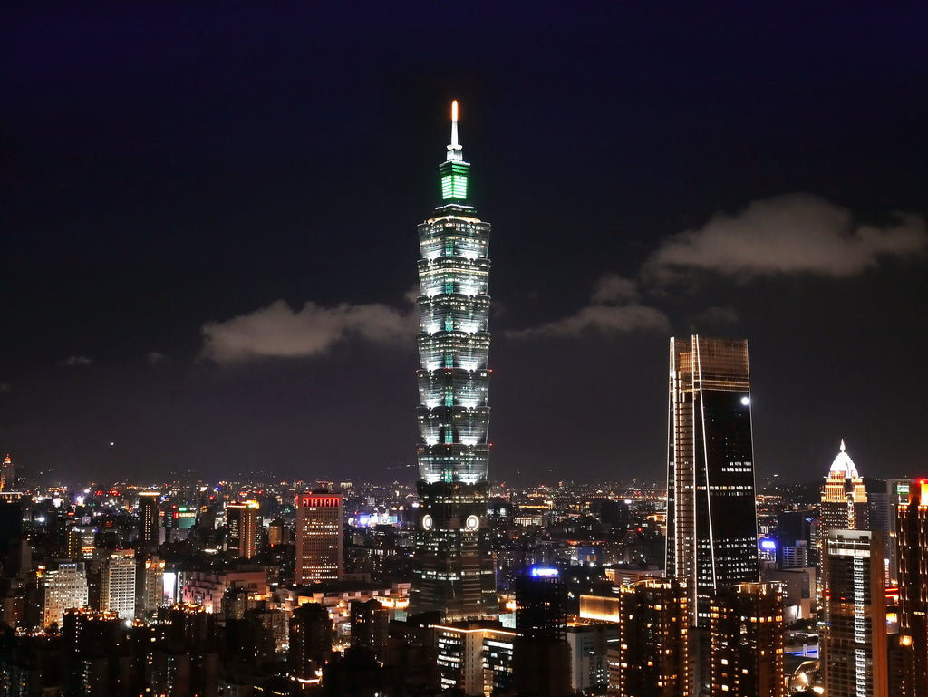 Taiwan To Showcase LED Lighting Display For New Year's