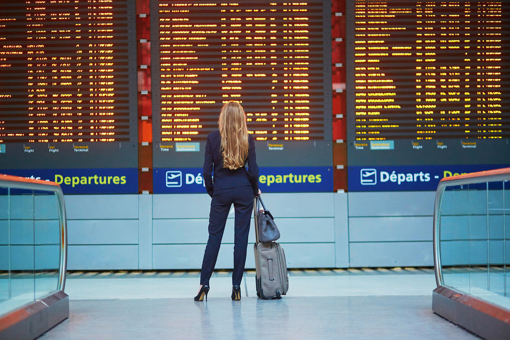 The Benefits Of External LED Displays For Airports & Train Stations