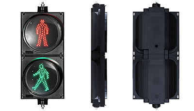 QS-3 - Traffic Light - Pedestrian - Wireless
