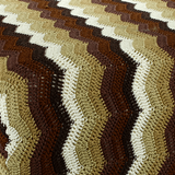 BROWN ZIGZAG_FIRST