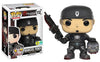 Funko POP! Games: Gears of War Marcus Fenix With Head Golden Lancer Variant SDCC 2016 Exclusive