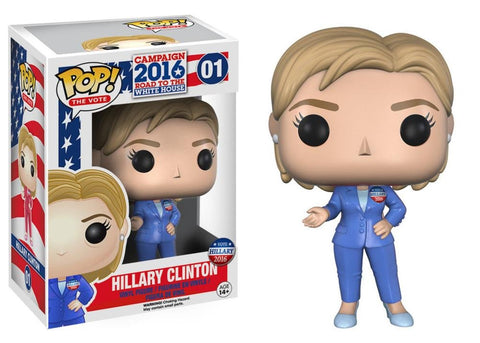 POP! The Vote Hillary Clinton (Vaulted)