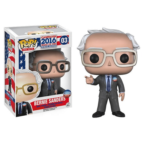 Funko POP! The Vote: Bernie Sanders (Vaulted)