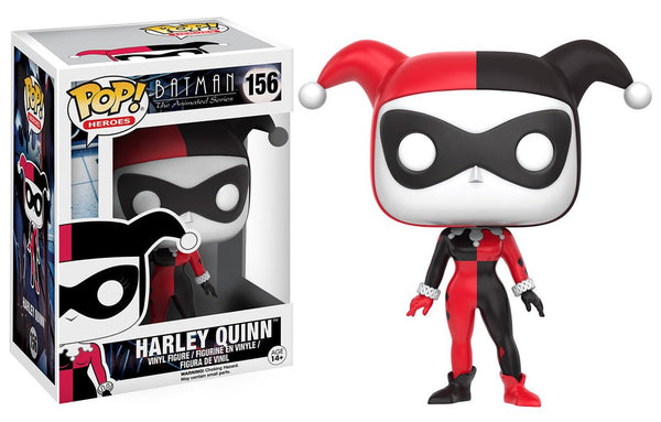 POP! Heroes Batman The Animated Series Harley Quinn