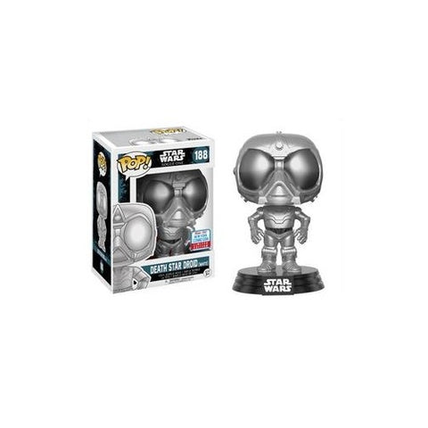 Funko Pop! Star Wars Rogue One Death Star Droid 2017 Exclusive (Buy. Sell. Trade.)
