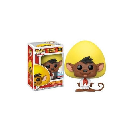 Funko Pop! Animation: Looney Tunes - Speedy Gonzales 287- 2017 Fall Convention Exclusive (Buy. Sell. Trade.)