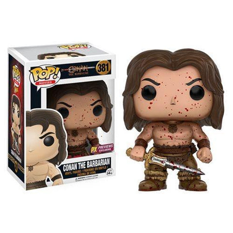 Funko Pop! Movies: Conan the Barbarian PX Previews Exclusive (Buy. Sell. Trade.)
