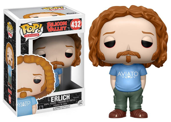 Pop! TV Silicon Valley- Erlich