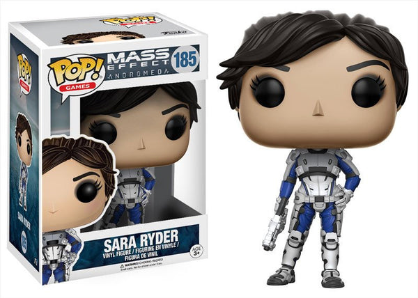 Pop! Games Mass Effect Andromeda- Sara Ryder
