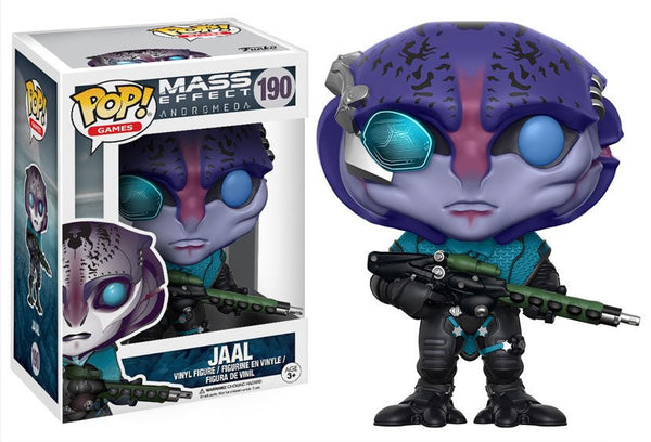 Pop! Games Mass Effect Andromeda- Jaal