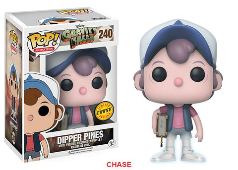 Funko POP! Animation Gravity Falls Dipper Pines CHASE