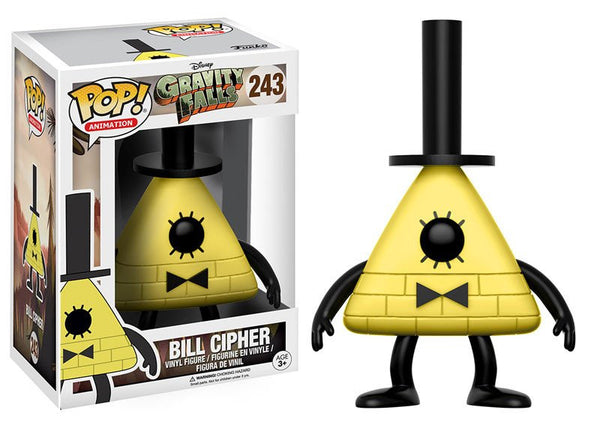 Funko POP! Animation Gravity Falls Bill Cipher