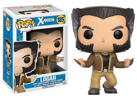 Funko Pop! Heroes Vinyl X-Men Logan Bobblehead