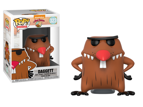 POP! Animation Angry Beavers Daggett