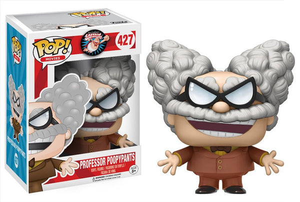 Funko POP! Movies Captain Underpants Professor Poopypants