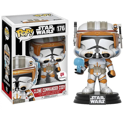 Funko Pop! Star Wars: Clone Commander Cody Walgreens Exclusive (Buy. Sell. Trade.)