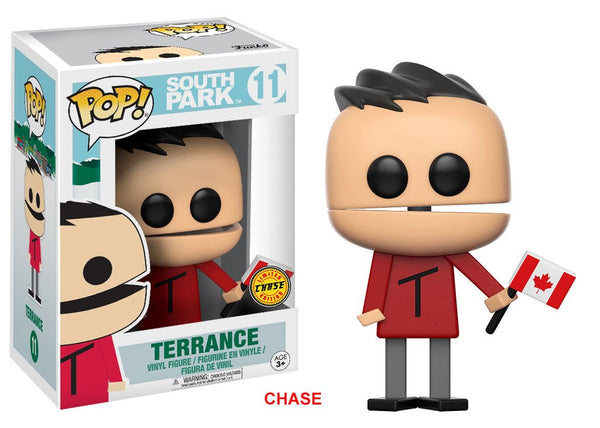 Funko Pop! TV South Park Terrance CHASE