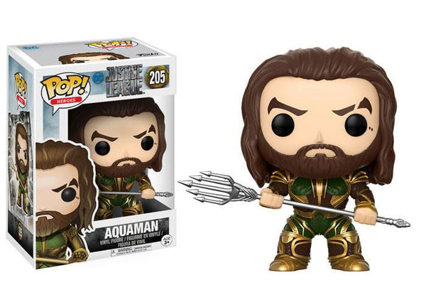 POP! Heroes DC Justice League Aquaman