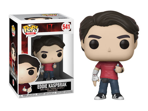 Funko POP! Movies IT Eddie Kaspbrak 541 (Buy. Sell. Trade.)