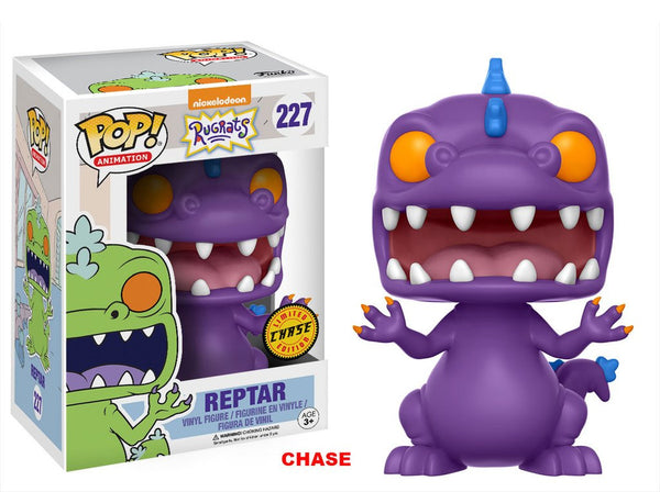 Funko Pop! TV Rugrats Reptar CHASE