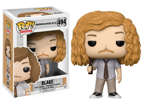 Funko Pop! TV Workaholics Blake