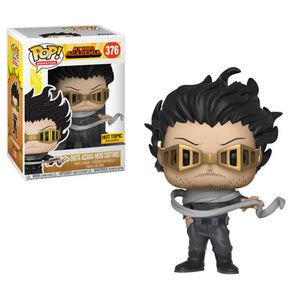Funko Pop! Animation: My Hero Academia - Shota Aizawa (Hero Costume) 376 Hot topic Exclusive (Buy. Sell. Trade.)