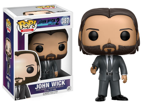 Funko POP! Movies: John Wick 387 (Buy. Sell. Trade.)