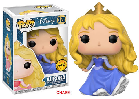 Funko POP! Disney Sleeping Beauty Aurora CHASE