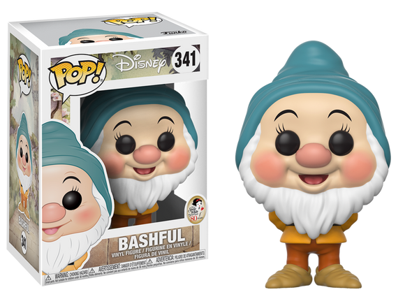 Funko POP! Disney Snow White Bashful