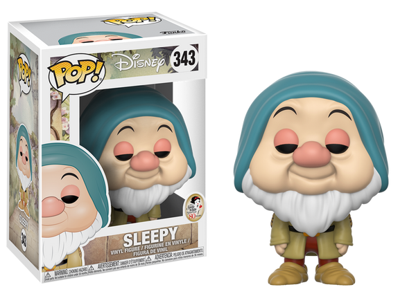 Funko POP! Disney Snow White Sleepy