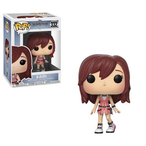 Funko POP! Disney Kingdom Hearts set of 6: Goofy 266 (Gamestop), Mickey 261, Sora 331, Kairi 332, Riku 333, Donald 267 (Hot topic) (Buy. Sell. Trade.)