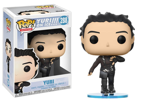Funko POP! Animation Yuri!!! On Ice Yuri