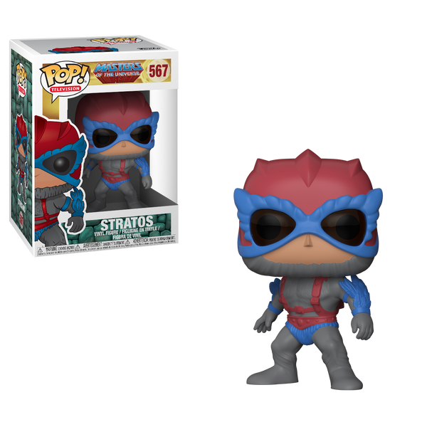 Funko Pop! Television: Masters of the Universe - Stratos