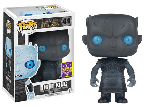Funko Pop! Television: Game of Thrones - Night King 44 SDCC 2017 Shared Sticker (Buy. Sell. Trade.)
