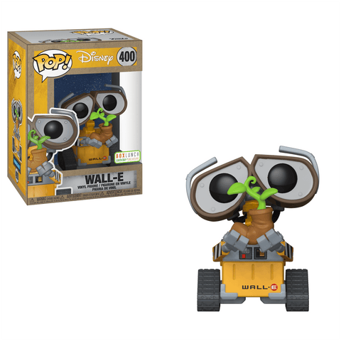 Funko Pop! Disney: Wall-E Earth Day 400 Box lunch Exclusive (Buy. Sell. Trade.)