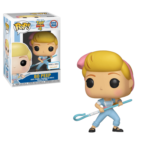 Funko POP Disney: Toy Story 4 - Bo Peep 533 Barnes & Noble Exclusive (Buy. Sell. Trade.)