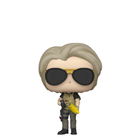 Funko POP! Movies Terminator Dark Fate- Sarah Connor Chase