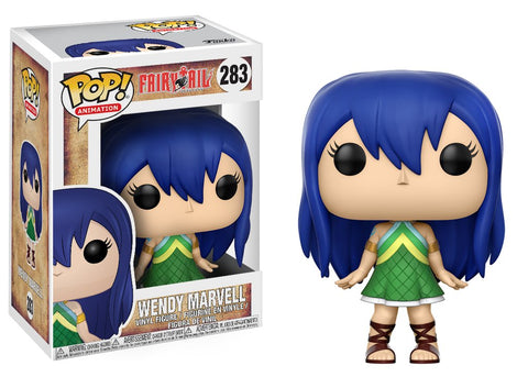 POP! Animation Fairy Tail S2 Wendy Marvell
