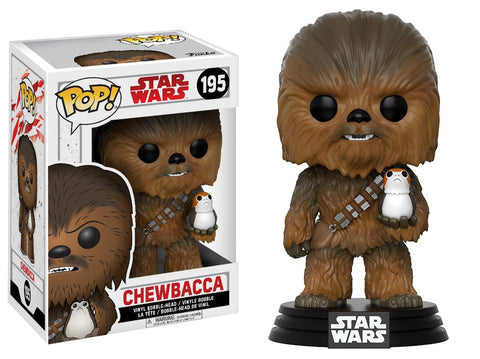 POP! Star Wars EP8 The Last Jedi Chewbacca