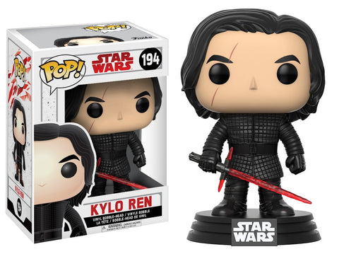 POP! Star Wars EP8 The Last Jedi Kylo Ren
