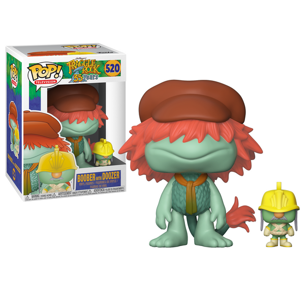 Funko POP! Television: Fraggle Rock - Boober with Doozer