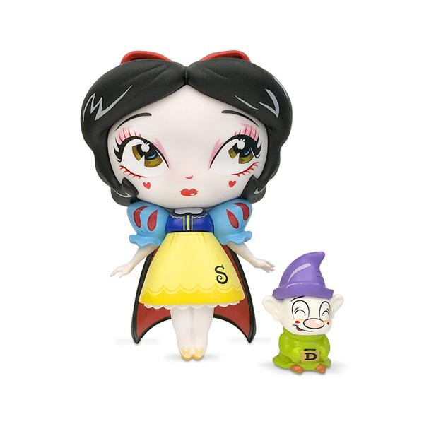 Miss Mindy Disney Vinyl Snow White with mini Dopey