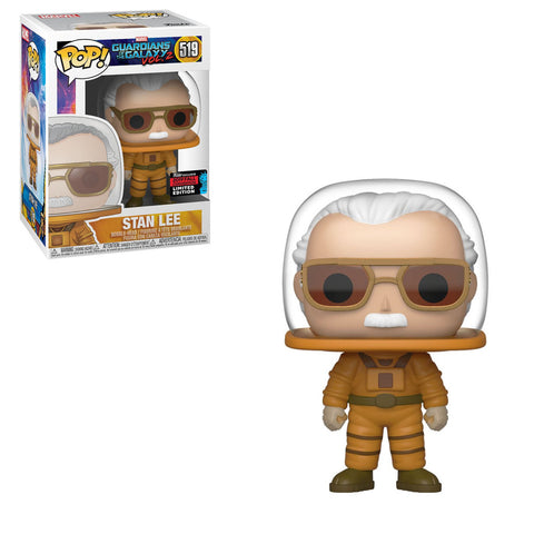 Funko POP Marvel Guardians of the Galaxy Vol 2 Stan Lee 2019 Fall Convention Exclusive (Buy. Sell. Trade.)