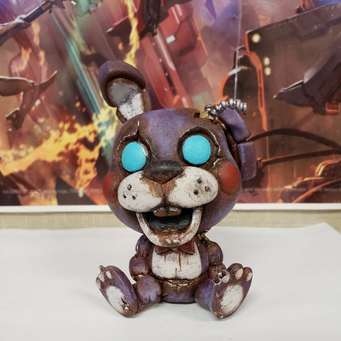 Funko POP Books: FNAF The Twisted Ones - Theodore Custom (Buy. Sell. Trade.)