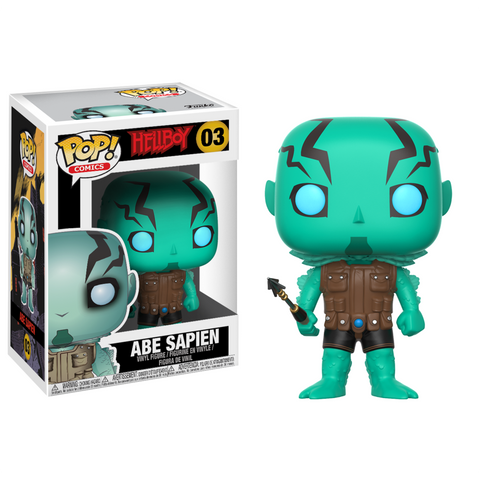 Funko POP! Comics Hellboy Abe Sapien